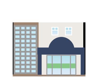 事務所や店舗